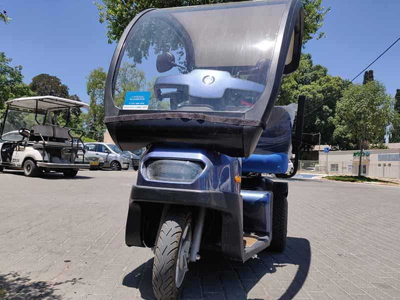 קלנועית אפיקים S3